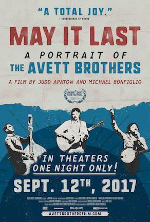 May It Last: A Portrait of The Avett Brothers - poster