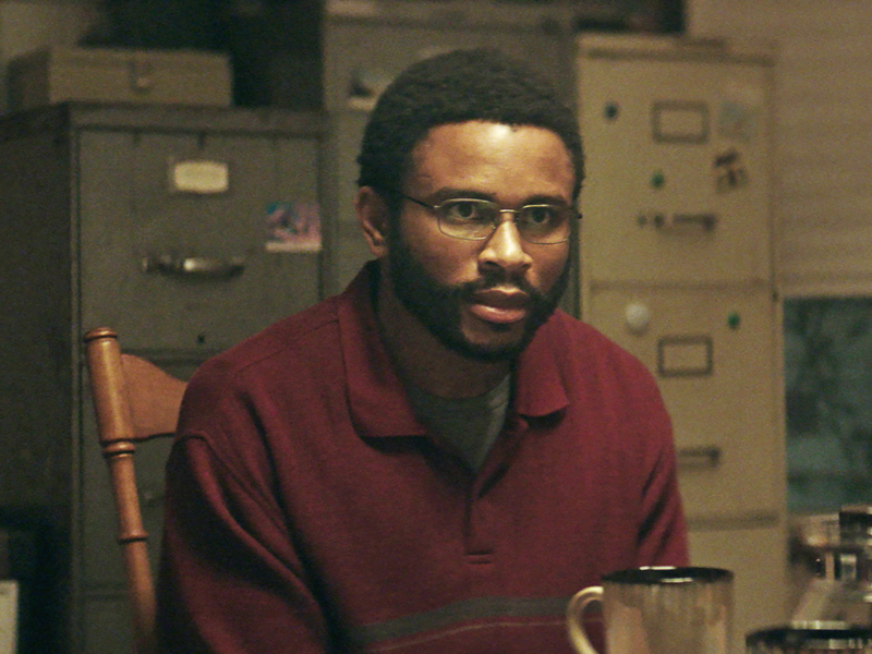 Actor Nnamdi Asomugha, CROWN HEIGHTS, Photo Courtesy Amazon and IFC Films.