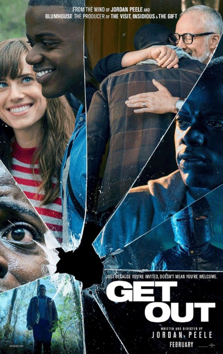 Let's talk about the hard stuff: Get Out