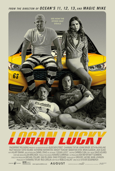 Logan Lucky - movie