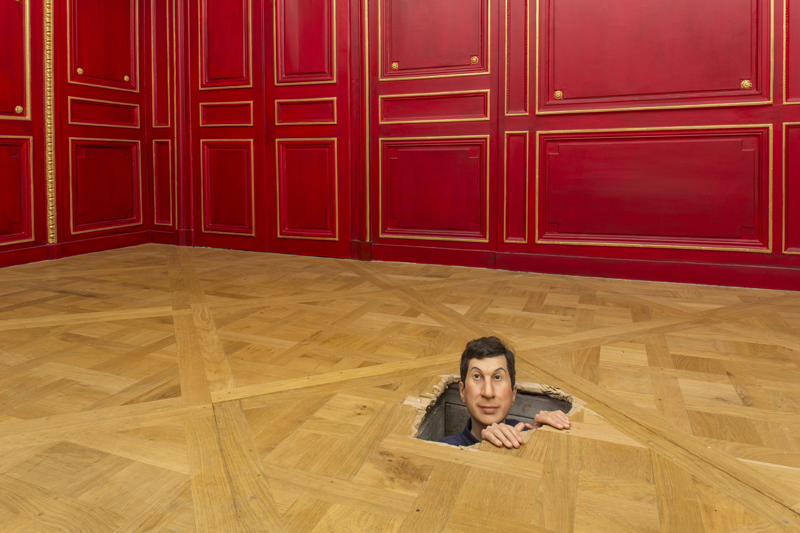 Cattelan the Perspectivist