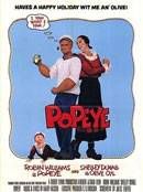 Popeye - Directed by Robert Altman