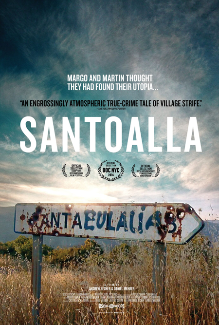 Santoalla-- the Spaces Between