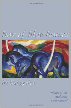 Fjords Review, box of blue horses