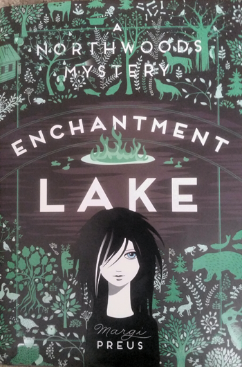 Fjords Review, ENCHANTMENT LAKE: A NORTHWOODS MYSTERY
