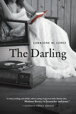 Fjords Review, The Darling  by Lorraine M. Lopez