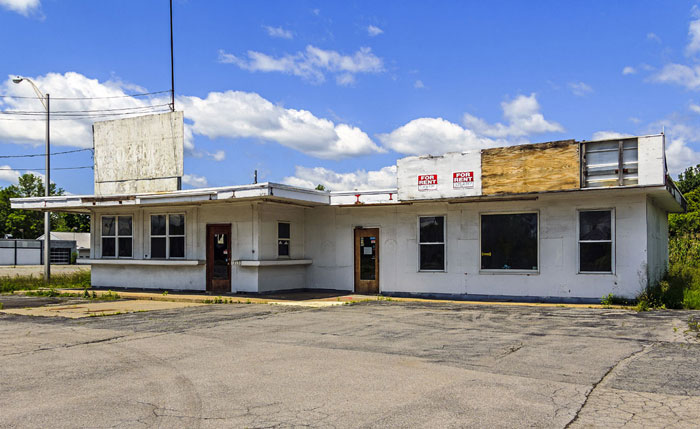 Old Wonder Bread Store (Rome, NY)