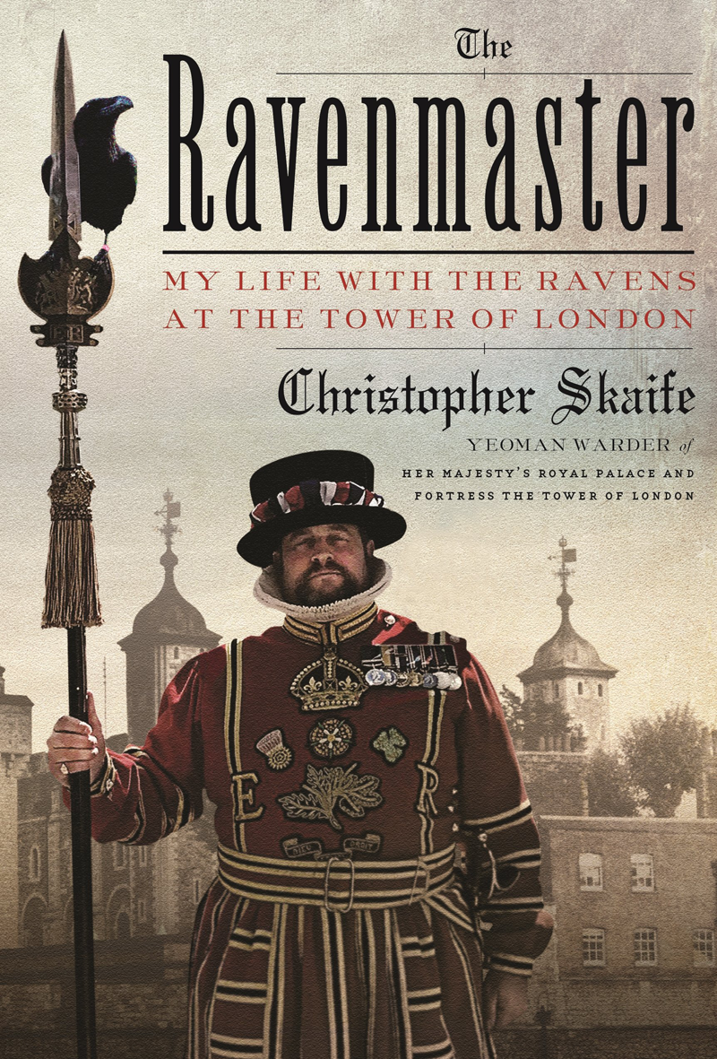 Fjords Review Book Reviews The Ravenmaster My Life With The